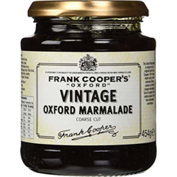 Photo of Frank Cooper's Oxford Vintage Marmalade 454g