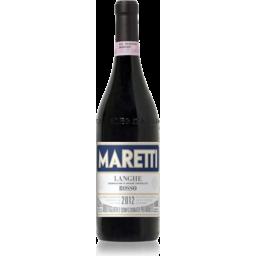 Photo of Maretti Langhe Rosso 750ml