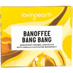 Photo of Banoffee Bang Bang Chocolate 45gm