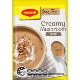 Photo of Maggi Shortcook Soup Mushroom 37g
