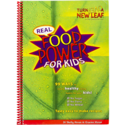 Photo of Skelly. Di Book - Real Food Power For Kids