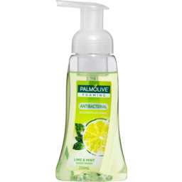 Photo of Palmolive Antibacterial Foaming Hand Wash Lime & Mint 250ml Pump