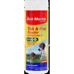 Photo of Bob Martin Flea & Tick Rid Powder For Dogs And Cats 100gm