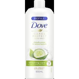 Photo of Dove Hand Wash Refreshing Care 900ml
