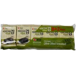 Photo of Sg Seaweed Snack Olive Oil 40g