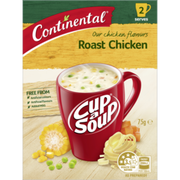Photo of Continental Cup A Soup Hearty Roast Chicken 2 Pack