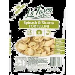 Photo of La Tosca Spinach Ricotta Tortellini