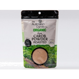 Photo of The Aust Carob Co - Carob Powder - Roasted - 200g