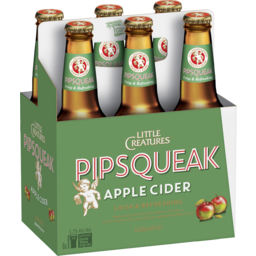 Photo of Little Creatures Pipsqueak Apple Cider Stubbies