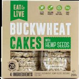 Photo of Buckwheat Cakes - Hemp
