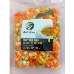 Photo of  Bush Road Soup Vegetable Chicken 600g