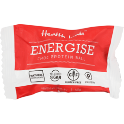 Photo of Health Lab Energise Protein Ball