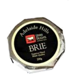 Photo of ADELAIDE HILLS DOUBLE BRIE 200GM