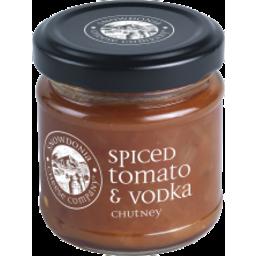 Photo of Snowdonia Chutney Spice Tomato and Vodka 100g