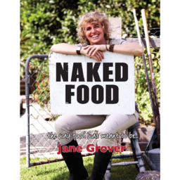 Photo of Grover. Jane Book - Naked Food