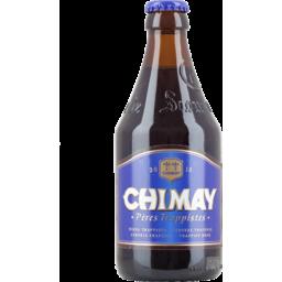 Photo of Chimay Beer Blue 330ml