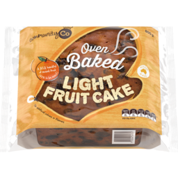 Photo of Community Co Light Fruit Cake 800g