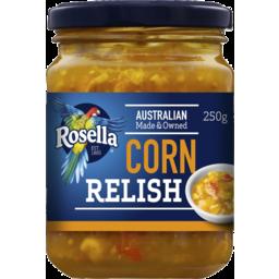 Photo of Rosella Corn Relish 250gm