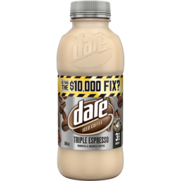 Photo of Dare Triple Espresso 500ml