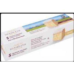 Photo of Denheath Custard Square 5 Pack