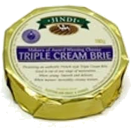 Photo of Blue Cow French Triple Cream Cheese 180g
