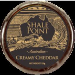 Photo of Shale Point Creamy Cheddar 500g