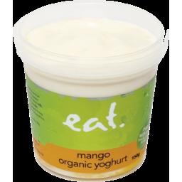 Photo of Eat Gourmet Yoghurt Mango 150g