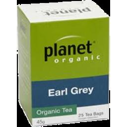 Photo of Planet Organic - Earl Grey Tea - 25bags