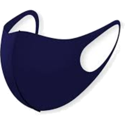 Photo of Face Mask Navy