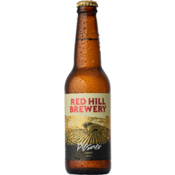 Photo of Red Hill Brewery Pilsner