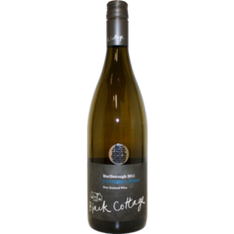 Photo of Black Cottage Sauvignon Blanc 750ml
