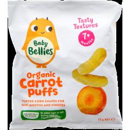 Photo of Little Belies Baby Carrot Puffs 12g