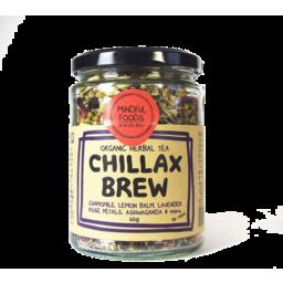 Photo of Mindful Foods Tea - Chillax Brew (Loose Leaf)