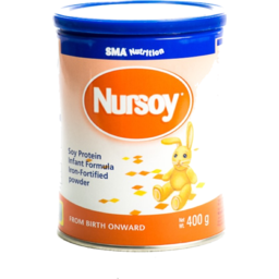 Photo of Nursoy Soy Infant Formula