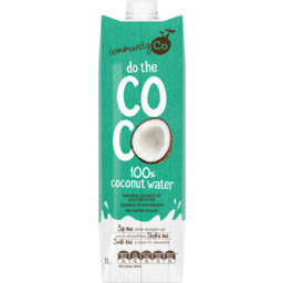 Photo of COMM CO Coconut Water 1l