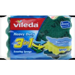 Photo of Vileda 3 In 1 Scourer