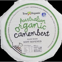 Photo of True Organic Cheese - Camembert