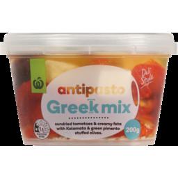Photo of WW Antipasto Greek Mix 200g
