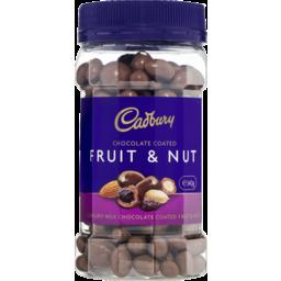 Photo of Cadbury Chocolate Coated Fruit & Nut 340g