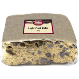 Photo of Bakers Collection Light Fruit Cake 700g