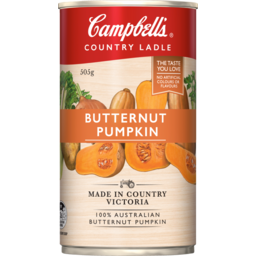 Photo of Campbell's Country Ladle Butternut Pumpkin Soup 505gm