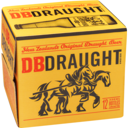 Photo of DB Draught Bottles 12 Pack