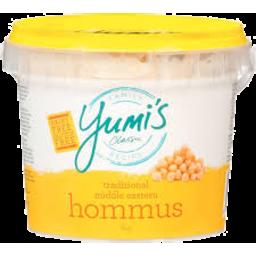 Photo of Yumis Hommus Dip 1kg