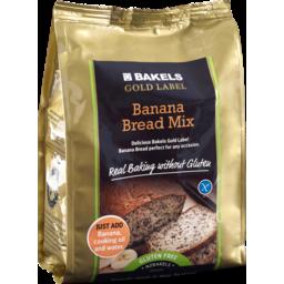 Photo of Bakels Bread Mix Gluten Free Banana 500g