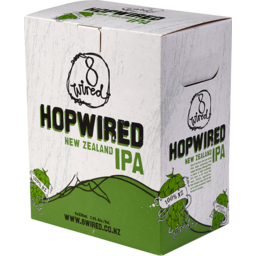 Photo of 8 Wired Hop IPA 6 x 330ml Bottles