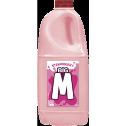 Photo of Big M Strawberry Milk 2l