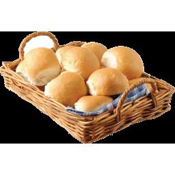 Photo of Rolls Plain Bread 12 Pack