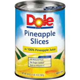 Photo of Dole Pineapple Slices