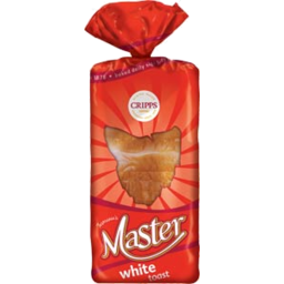 Photo of Cripps Master Loaf White Toast 700g