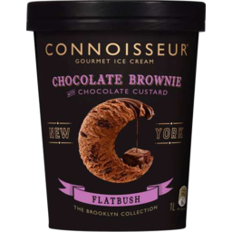 Photo of Connoisseur Choc Brownie 1lt